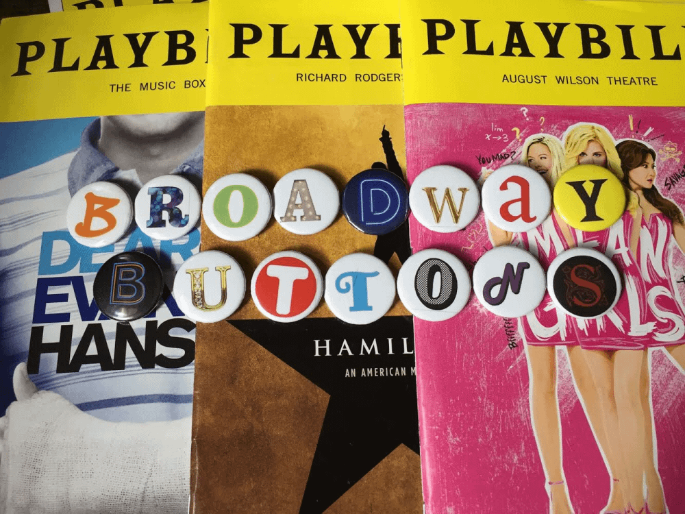Broadway Buttons