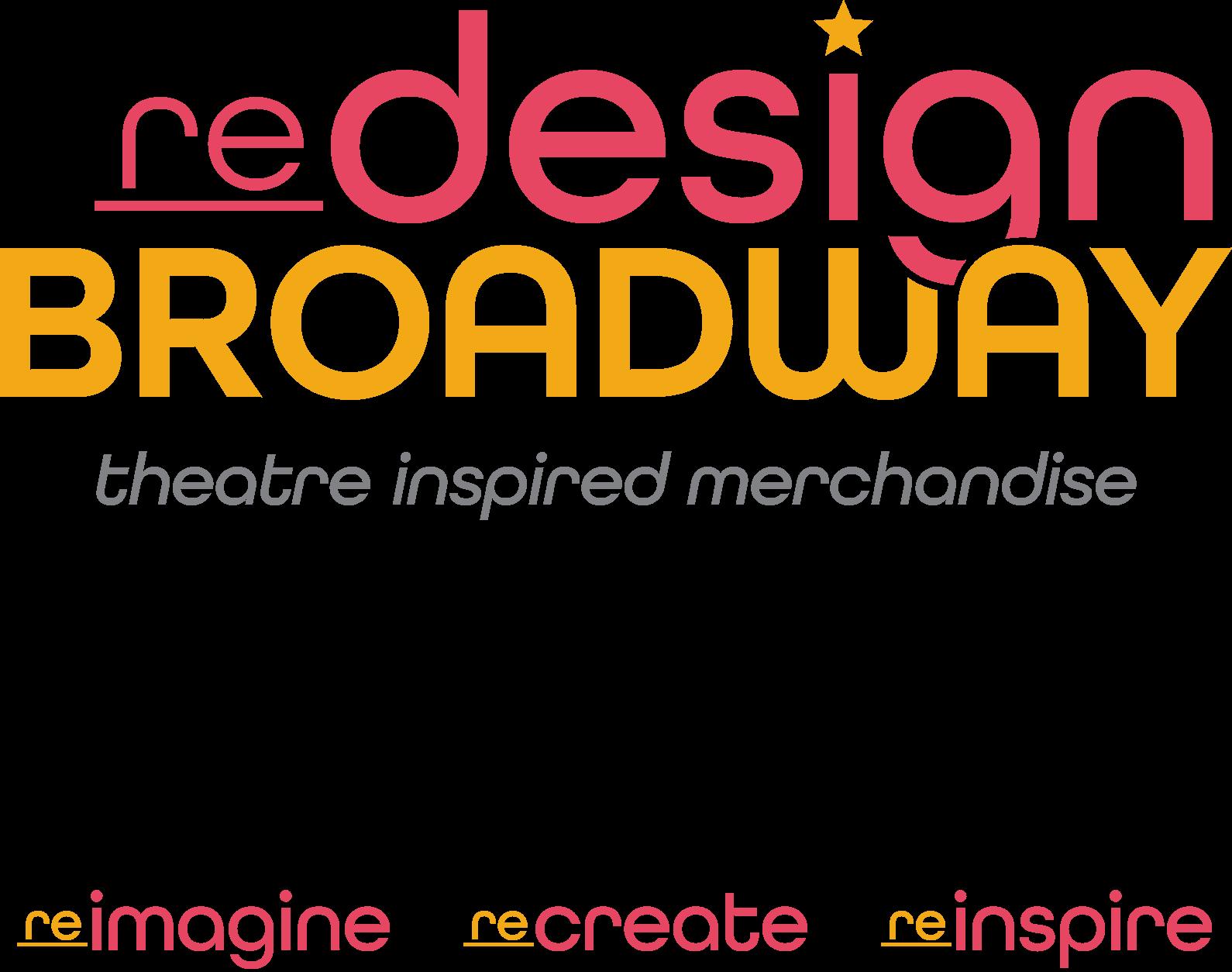redesignBroadway Logo