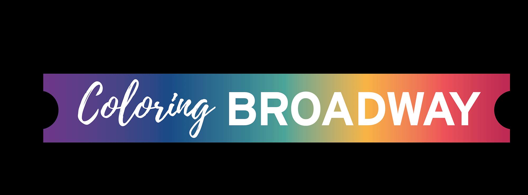 Coloring Broadway