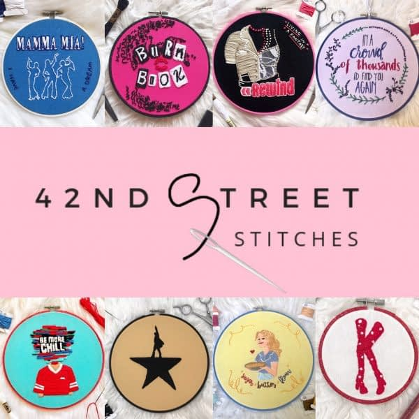 42nd Street Stitches