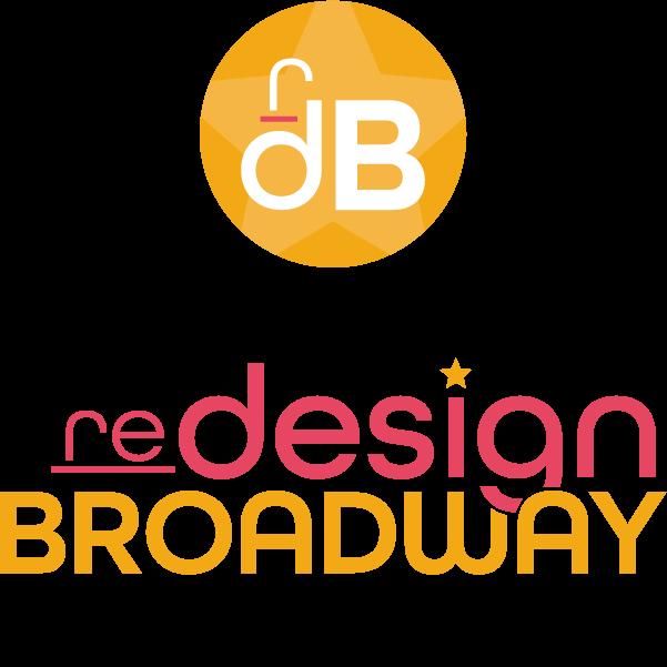 redesign Broadway logo
