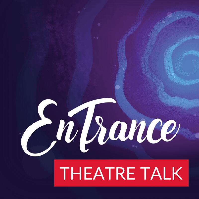 EnTrance Theater Talk logo